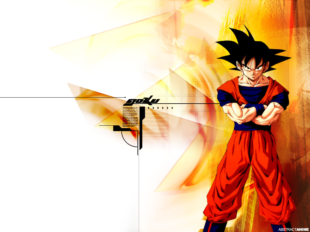 Goku wallpaper.